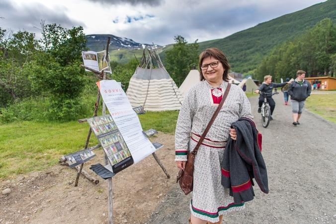 Riddu Riddu 16 Photosession Foto Ørjan Bertelsen